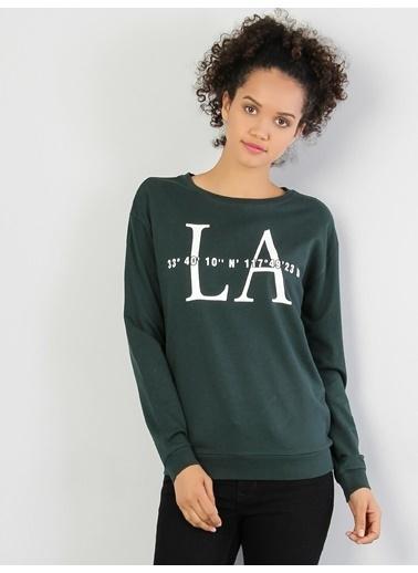 Colin's Sweatshirt Yeşil